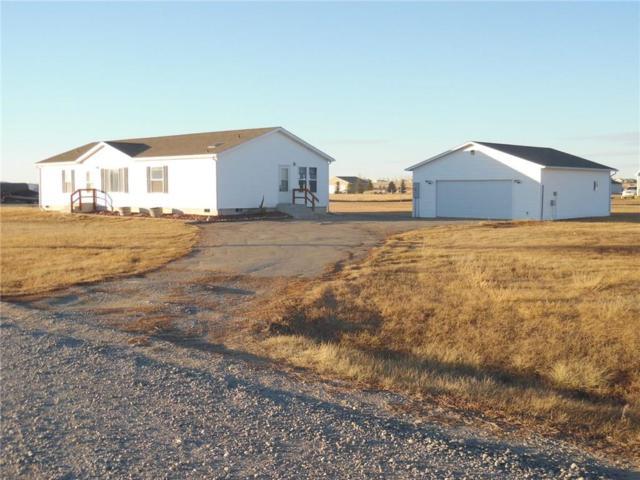 3945 Plains Drive, Shepherd, MT 59079 (MLS #291549) :: Realty Billings