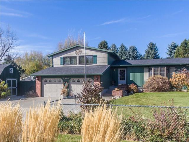 2920 Bunker Hill Drive, Billings, MT 59105 (MLS #291554) :: Search Billings Real Estate Group