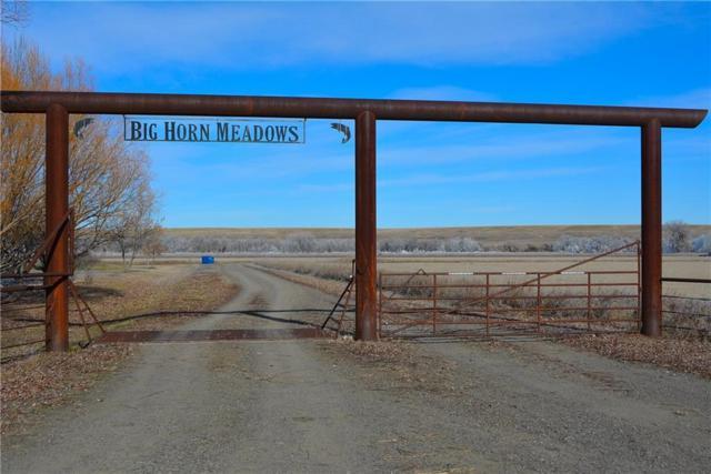 Lot 2 Big Horn Meadow Sub, Fort Smith, MT 59034 (MLS #291603) :: The Ashley Delp Team