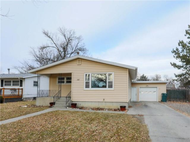 141 S Santa Fe Drive, Billings, MT 59102 (MLS #291643) :: Search Billings Real Estate Group