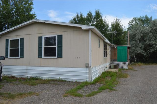 445 S 83RD Street W, Billings, MT 59106 (MLS #291661) :: Search Billings Real Estate Group