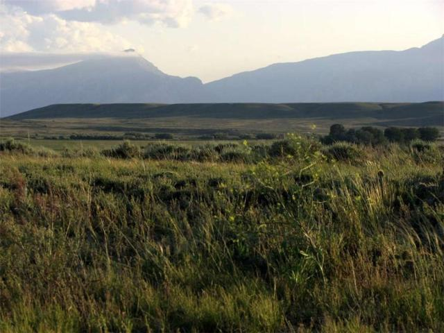 tbd Overland Trail, Clark Wyoming, Other-See Remarks, MT 82435 (MLS #291667) :: Realty Billings