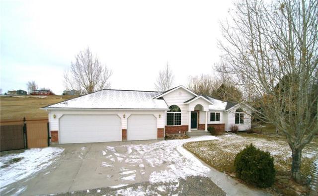 5026 Middle Valley Drive, Billings, MT 59105 (MLS #291669) :: Realty Billings