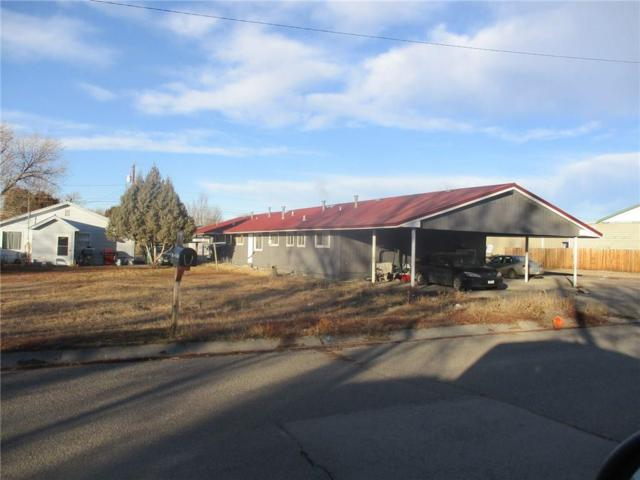 1114 N Crow Ave, Hardin, MT 59034 (MLS #291673) :: Realty Billings