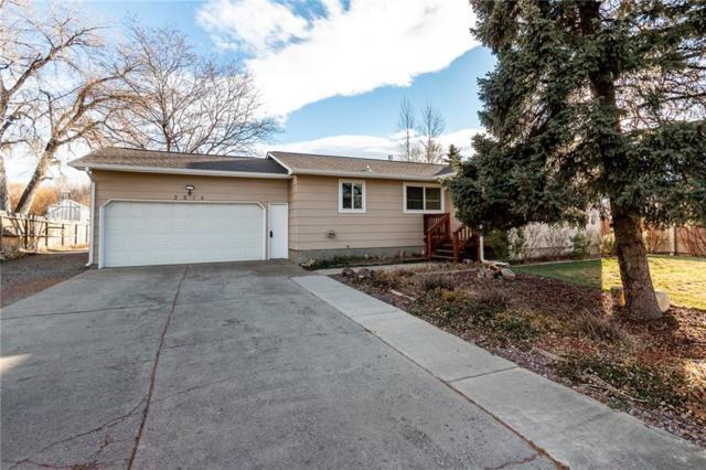 2514 Old Hardin Road, Billings, MT 59101 (MLS #291693) :: Search Billings Real Estate Group