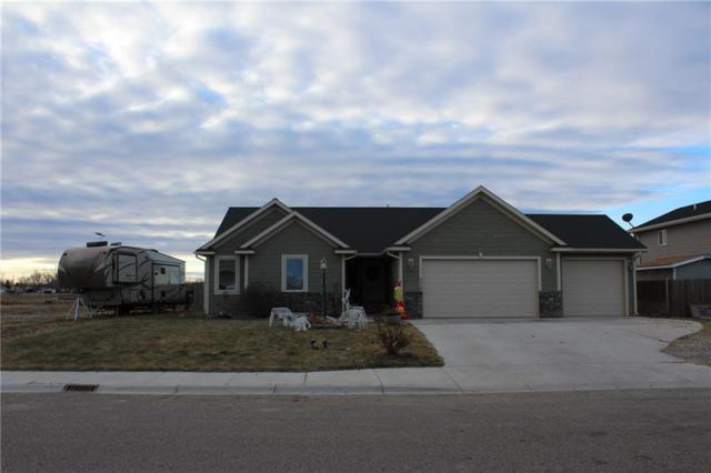 516 W 13th Street, Hardin, MT 59034 (MLS #291720) :: The Ashley Delp Team
