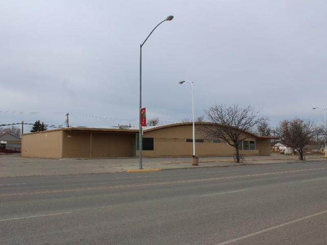 618 N Center Avenue, Hardin, MT 59034 (MLS #291739) :: Realty Billings