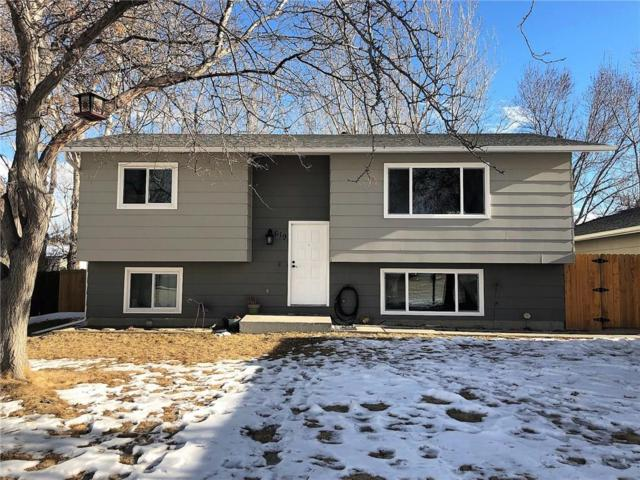 619 Lile Road, Billings, MT 59101 (MLS #291835) :: The Ashley Delp Team