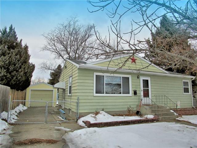 1106 18th Street West, Billings, MT 59102 (MLS #291893) :: Realty Billings