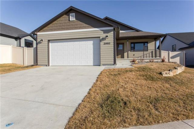 2993 W Copper Ridge Loop, Billings, MT 59106 (MLS #291921) :: The Ashley Delp Team