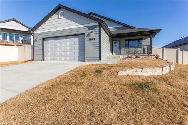 2995 W Copper Ridge Loop, Billings, MT 59106 (MLS #291922) :: Realty Billings