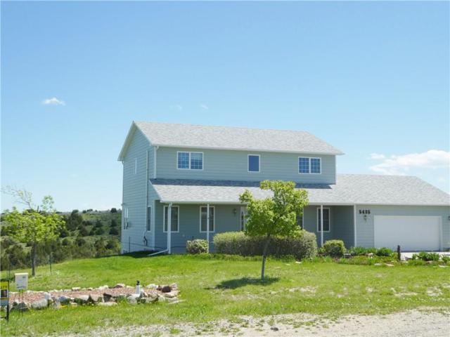 5435 S Kaitlin Rd Road, Billings, MT 59101 (MLS #291927) :: Search Billings Real Estate Group