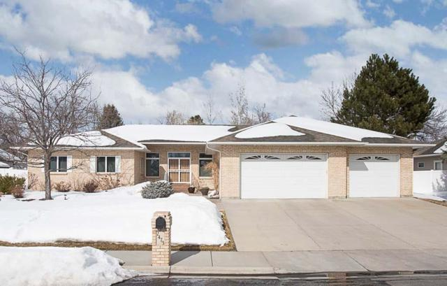 2473 Eastridge Drive, Billings, MT 59102 (MLS #291932) :: Realty Billings