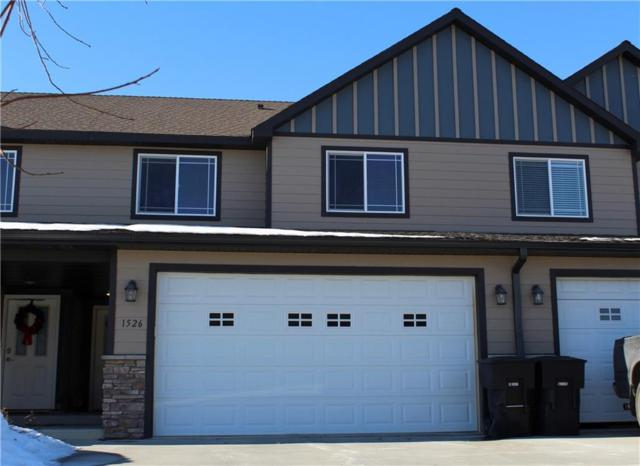 1526 Wind River Ln, Billings, MT 59101 (MLS #291965) :: Search Billings Real Estate Group