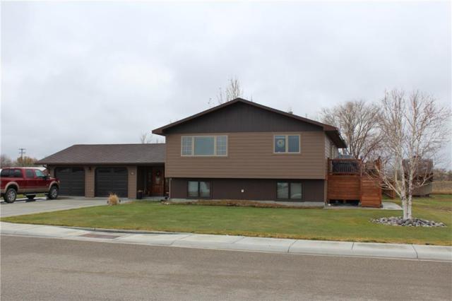 502 13th Street W, Hardin, MT 59034 (MLS #291973) :: Search Billings Real Estate Group