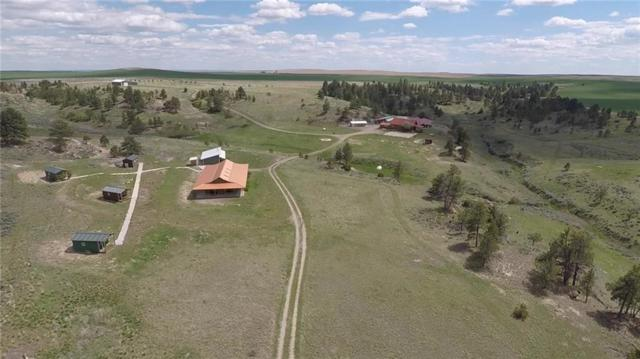 7800 Weed Creek Rd, Custer, MT 59089 (MLS #291985) :: The Ashley Delp Team