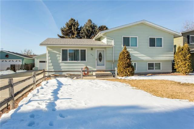 826 Lynwood Drive, Billings, MT 59102 (MLS #291995) :: The Ashley Delp Team