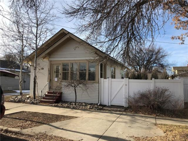 1214 3rd Street West, Billings, MT 59101 (MLS #292000) :: The Ashley Delp Team