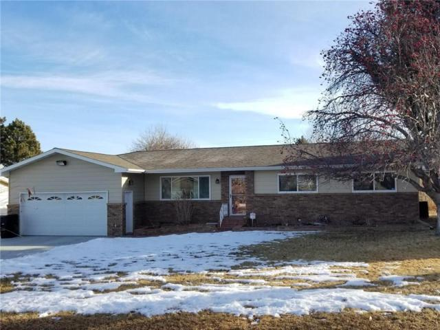 721 Shamrock Lane, Billings, MT 59105 (MLS #292002) :: Realty Billings