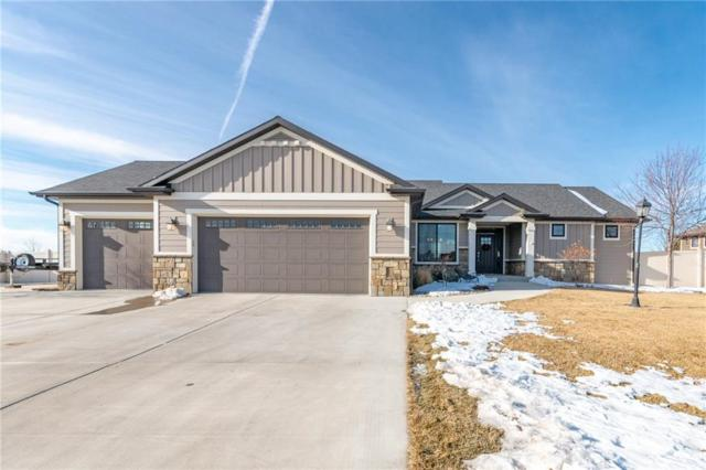 222 Feldspar Way, Billings, MT 59106 (MLS #292012) :: The Ashley Delp Team