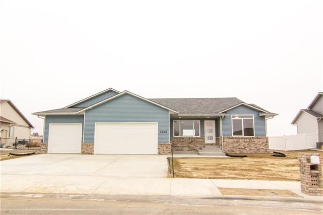 2226 Clubhouse Way, Billings, MT 59105 (MLS #292037) :: Realty Billings