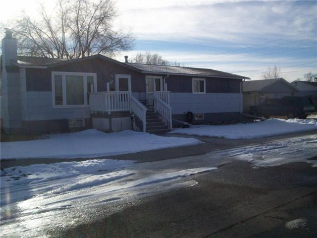 108 W 9TH Street W, Hardin, MT 59034 (MLS #292076) :: Realty Billings