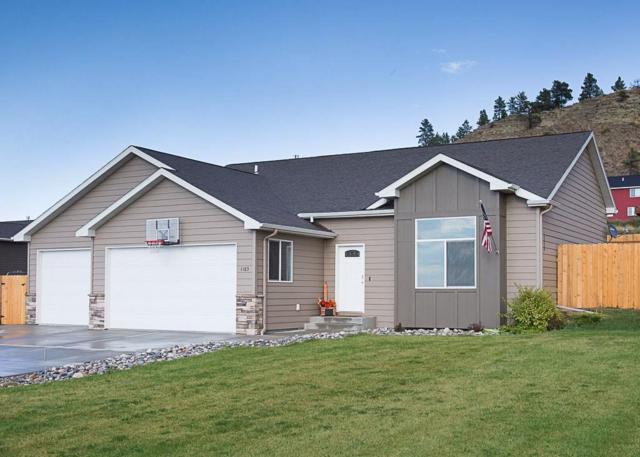 1165 Maxer Dr, Billings, MT 59101 (MLS #292167) :: Search Billings Real Estate Group