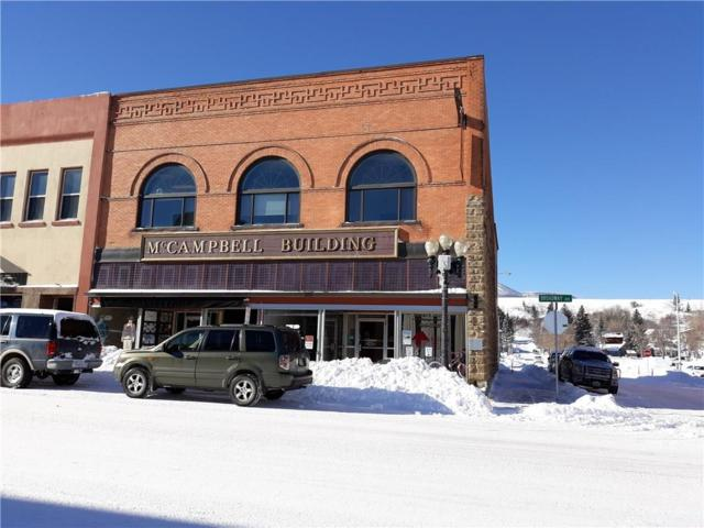 23 Broadway Avenue North #101, Red Lodge, MT 59068 (MLS #292175) :: Realty Billings