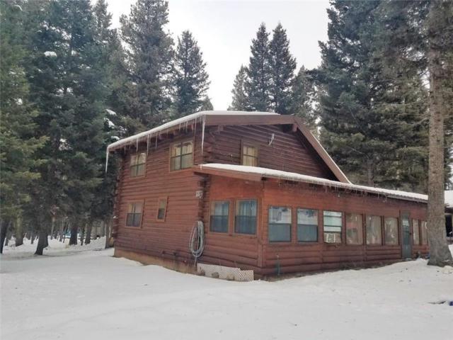 196 Moose Lane, Seeley Lake, Other-See Remarks, MT 59868 (MLS #292268) :: Realty Billings