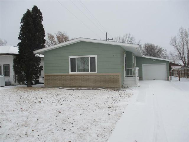 819 N Crawford Avenue, Hardin, MT 59034 (MLS #292330) :: Realty Billings