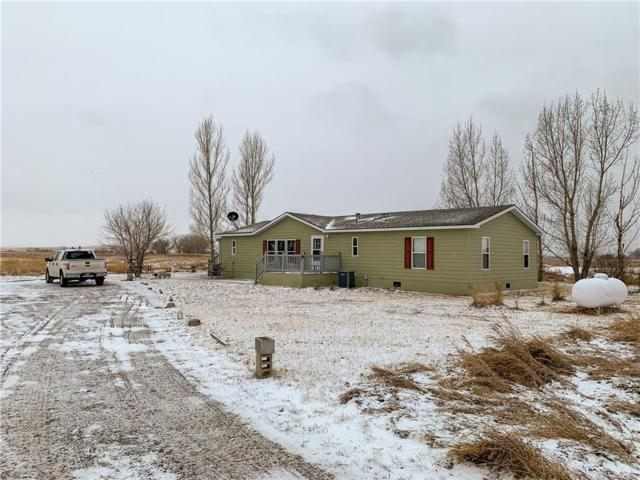 31814 Highway 313, Fort Smith, MT 59035 (MLS #292336) :: The Ashley Delp Team