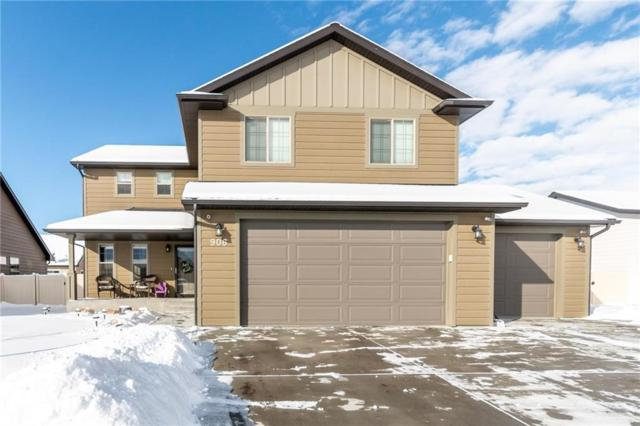 906 North Fork Trail, Billings, MT 59106 (MLS #292430) :: Search Billings Real Estate Group