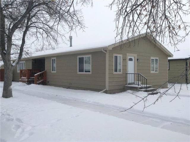 319 6th Avenue, Laurel, MT 59044 (MLS #292461) :: Search Billings Real Estate Group