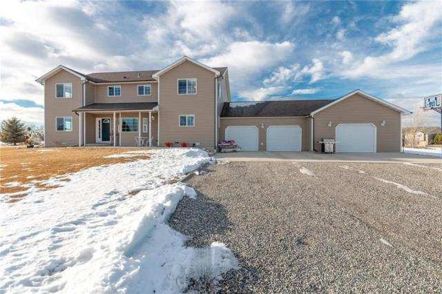 1310 Hill Crest Avenue, Laurel, MT 59044 (MLS #292464) :: Search Billings Real Estate Group