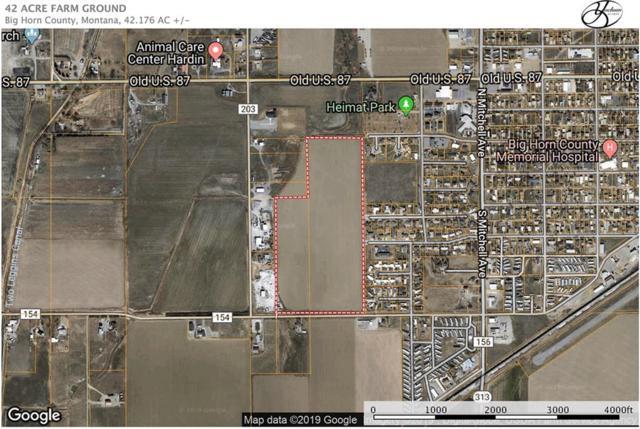 00 Parista Creek, Hardin, MT 59034 (MLS #292471) :: Search Billings Real Estate Group
