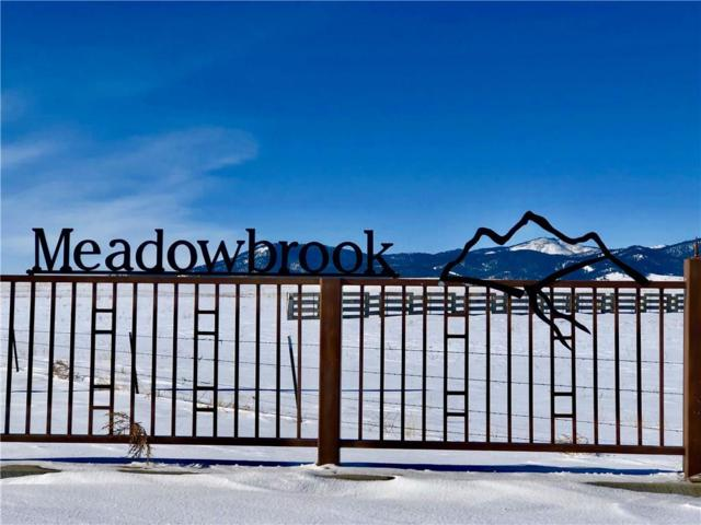 Lot 15 Meadowbrook Drive, Lewistown, MT 59457 (MLS #292489) :: The Ashley Delp Team