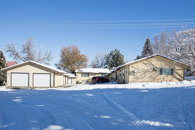 117 E Church Street A-E, Absarokee, MT 59001 (MLS #292494) :: Search Billings Real Estate Group