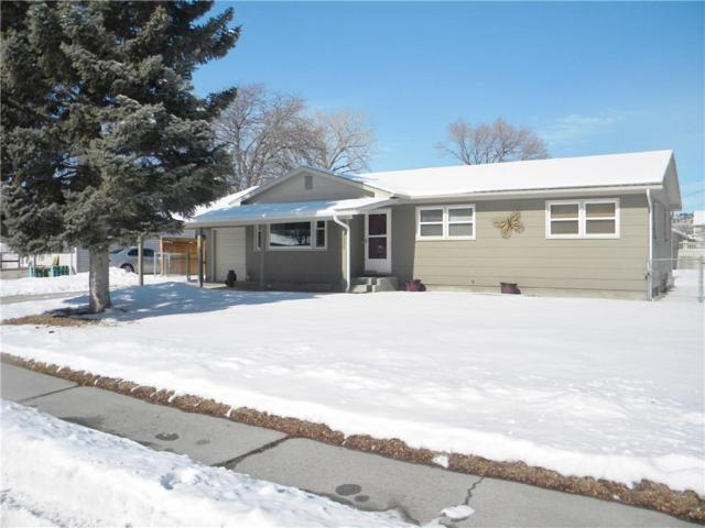 2829 Belvedere, Billings, MT 59102 (MLS #292505) :: Search Billings Real Estate Group