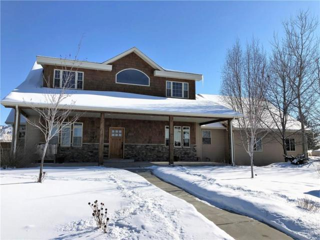545 Sunlight Circle, Billings, MT 59101 (MLS #292521) :: The Ashley Delp Team