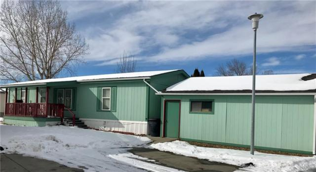 13 Golden Butte Dr, Billings, MT 59102 (MLS #292582) :: The Ashley Delp Team