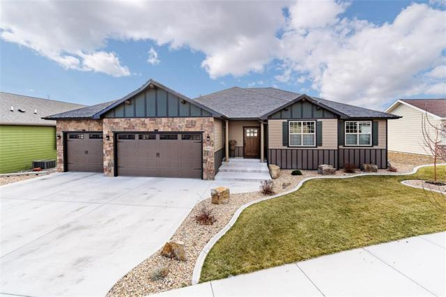 3050 Western Bluffs Blvd, Billings, MT 59106 (MLS #292640) :: Realty Billings