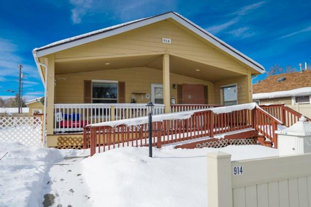 914 S 28TH STREET, Billings, MT 59101 (MLS #292657) :: Search Billings Real Estate Group