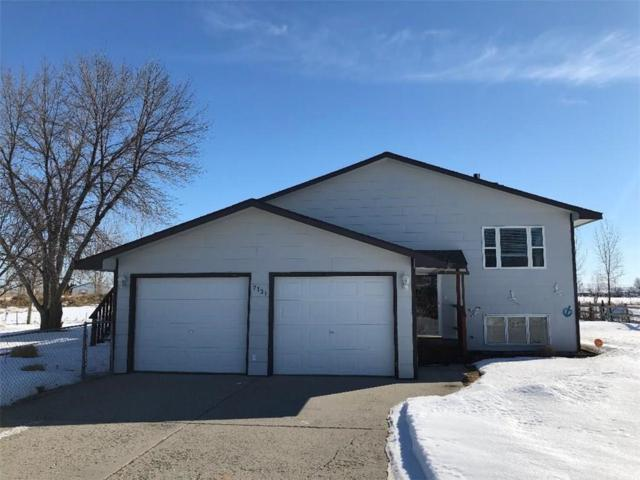 7131 Bronco Road, Shepherd, MT 59079 (MLS #292822) :: The Ashley Delp Team