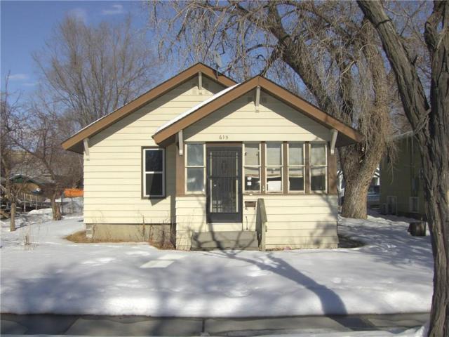 615 N 24th Street, Billings, MT 59101 (MLS #292824) :: Search Billings Real Estate Group