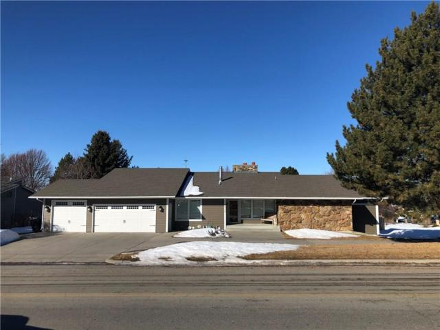 5406 Walter Hagen Drive, Billings, MT 59106 (MLS #292826) :: Realty Billings