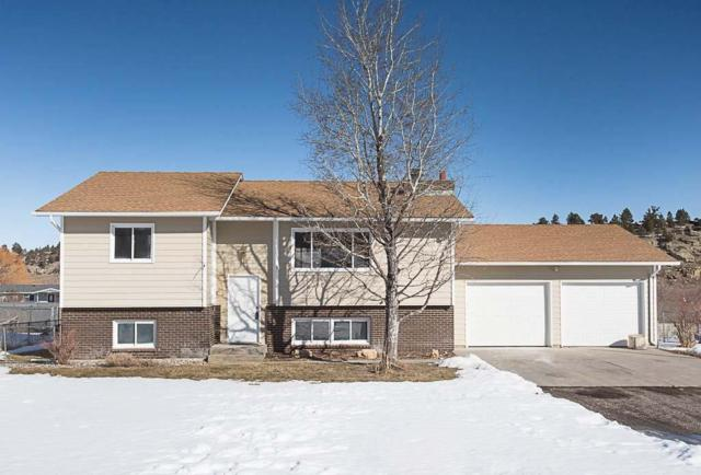 1519 Sage Drive, Billings, MT 59105 (MLS #292855) :: Realty Billings