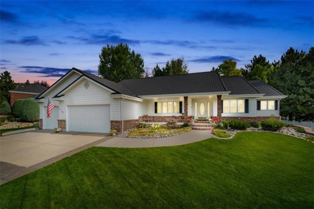 2935 Gregory Drive W, Billings, MT 59102 (MLS #292866) :: Realty Billings