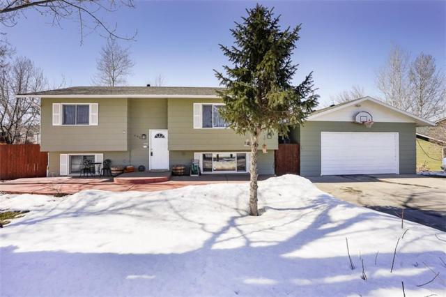 642 Tanglewood Drive, Billings, MT 59101 (MLS #292872) :: The Ashley Delp Team