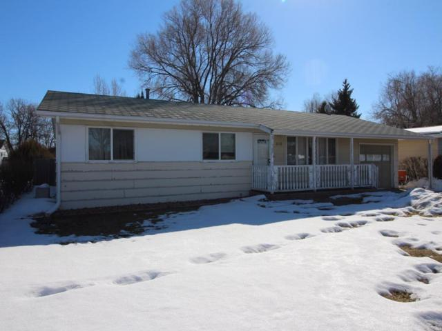 815 N Crawford Avenue, Hardin, MT 59034 (MLS #292892) :: Realty Billings
