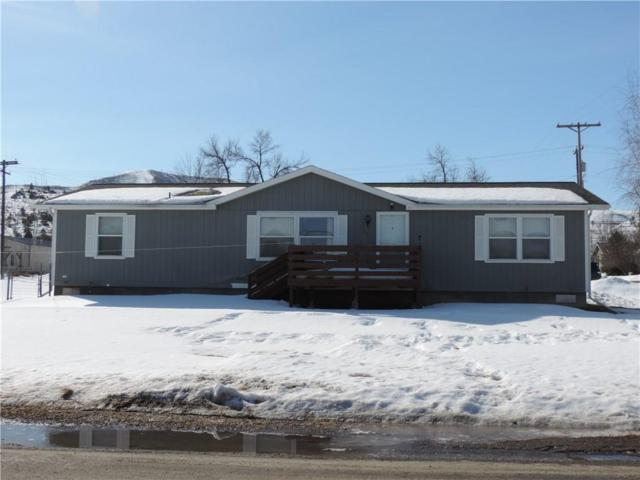 240 W Central Ave., Reed Point, MT 59069 (MLS #292978) :: Search Billings Real Estate Group